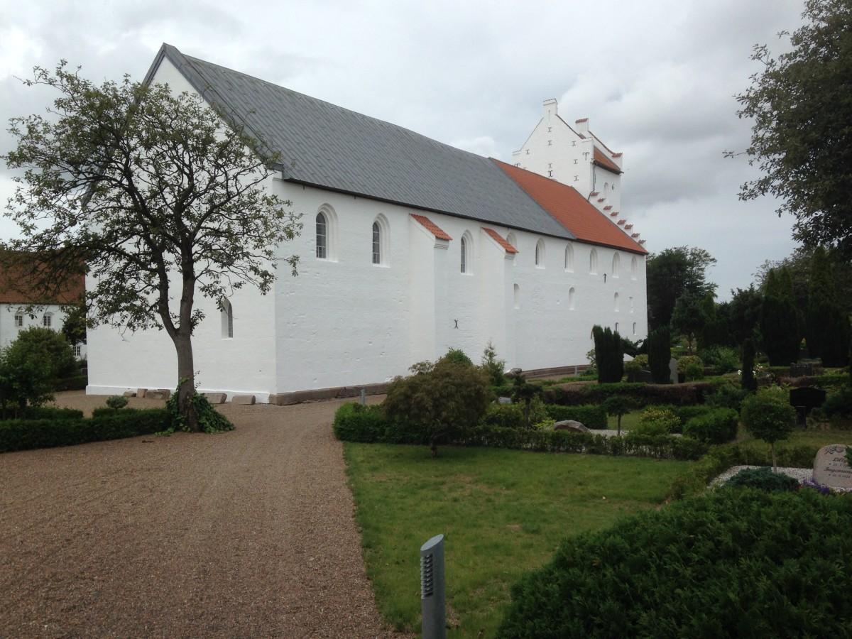 vrejlev kloster kirke